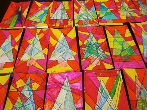 elementary school christmas tree crafts 1000 images about docent ideas on