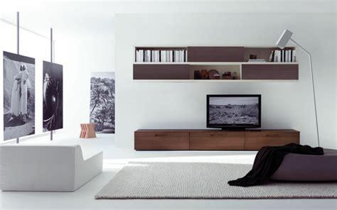 designer tv möbel die moderne wohnwand ist praktisch und bietet viel stauraum an