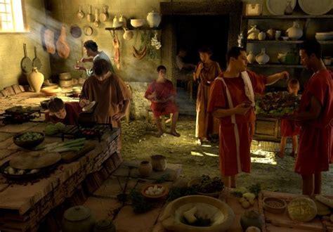 recettes de l 39 antiquité romaine dans la cuisine d