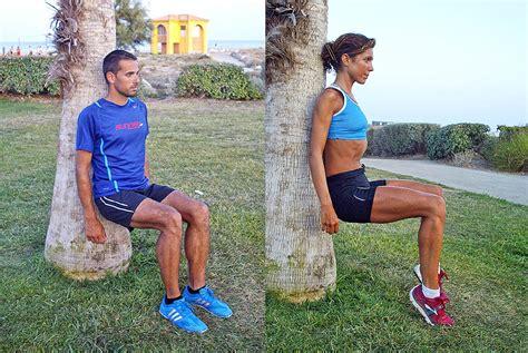 la chaise musculation 5 exercices ppg pour devenir un coureur plus puissant