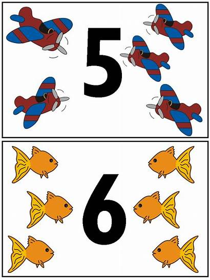Numbers Clipart Clip Spanish Cliparts Number Class