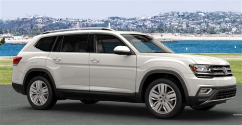atlas volkswagen white what are the paint color options for the 2018 volkswagen