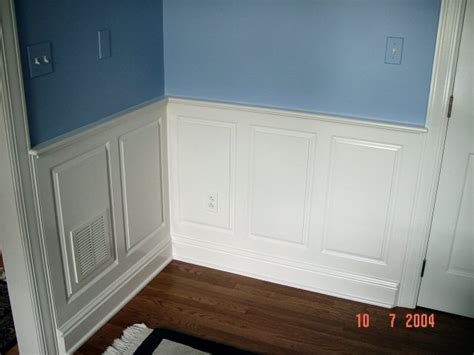 36 Inch Wainscoting by Wainscoting