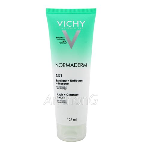 eye mask brush vichy normaderm tri activ mask sale