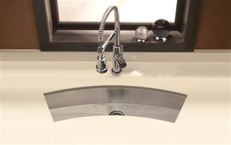 Home Bar Sinks by Houzer Zero Radius Undermount Trough Bar Prep Sink