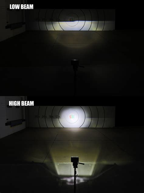 rectangular h6545 led projector headlights led