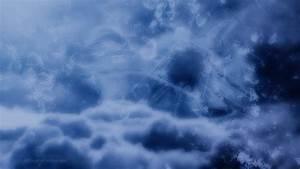 Blue, Clouds, Love, Dark, Design, Patterns, Templates, Textures, Backgrounds, Skies, Wallpaper