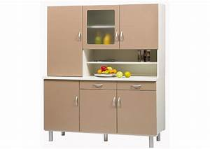 Commode 150 Cm : acheter votre buffet de cuisine 6 portes 2 tiroirs en 120 ou 150 cm chez simeuble ~ Teatrodelosmanantiales.com Idées de Décoration