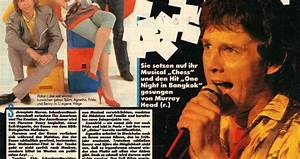 ABBA The Articles: Bravo, 1984: ABBA musical, Björn and ...