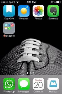 Show us your iPhone 4S home screen!