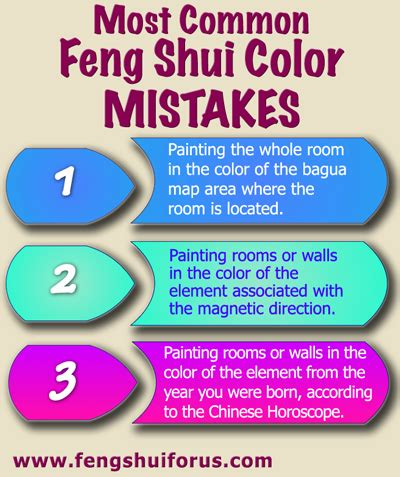 feng shui colors how do we use feng shui color quora