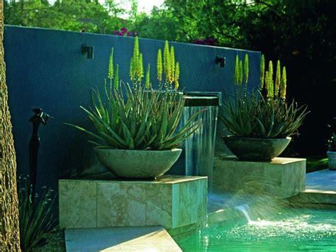 Der Moderne Garten Ist Ein Puristischer Ruhepol
