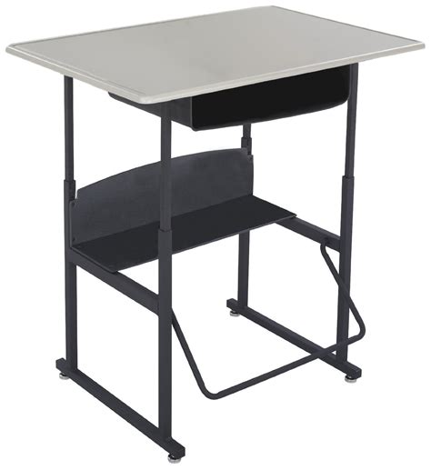 Alphabetter Desks And Stools by Safco Stool For Alphabetter Stand Up Desk Black Frame