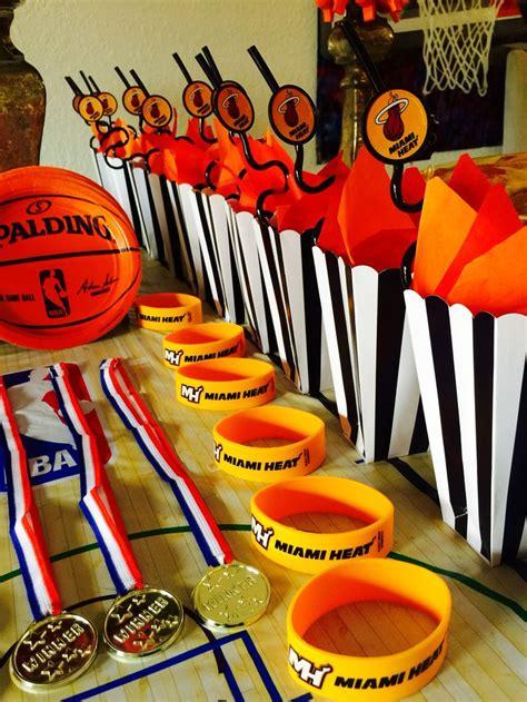basketball birthday parties ideas  pinterest