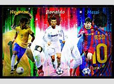 Messi Neymar Ronaldo Wallpaper WallpaperSafari