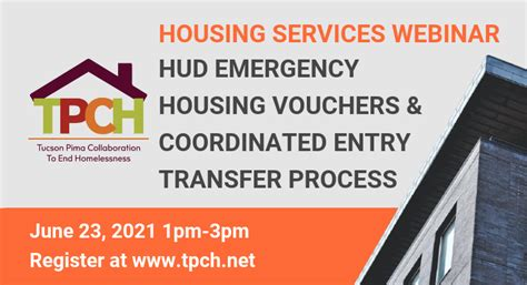 TPCH Hosts Emergency Housing Voucher & Coordinated Entry ...