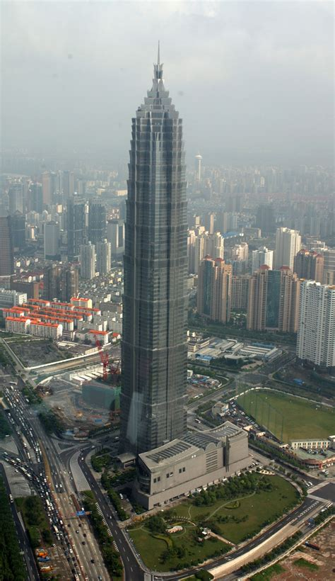 jin mao tower picture