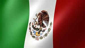 Free Stock Video Download - World Flags  Mexico