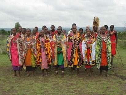 Tribe Maasai Masai Tribes African Bambara Filipino