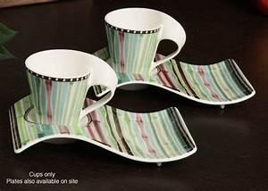 Villeroy New Wave : villeroy boch new wave caffe bamboo espresso cups set ~ Watch28wear.com Haus und Dekorationen