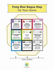 Feng Shui Home Office : 2012 home bagua open spaces feng shui ~ Markanthonyermac.com Haus und Dekorationen