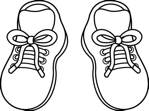 shoes coloring pages coloring page shoes coloring home