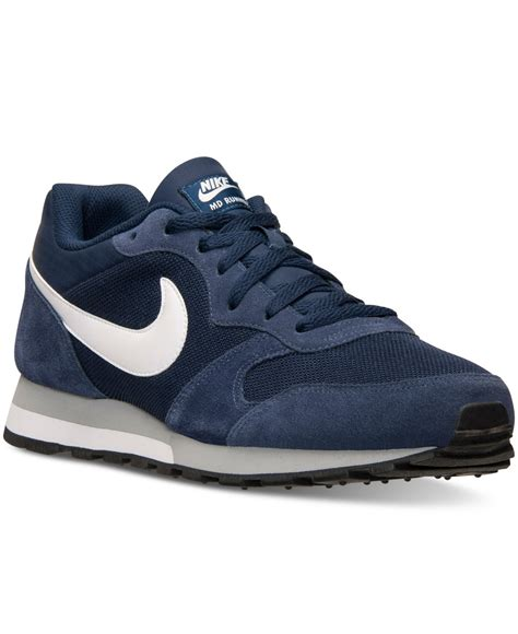 nike md runner sonic lyst nike 39 s md runner 2 casual sneakers from finish
