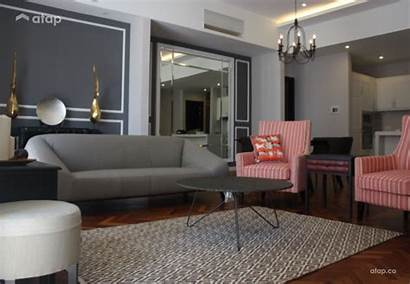 Living Modern Condominium Contemporary Quay Side Project