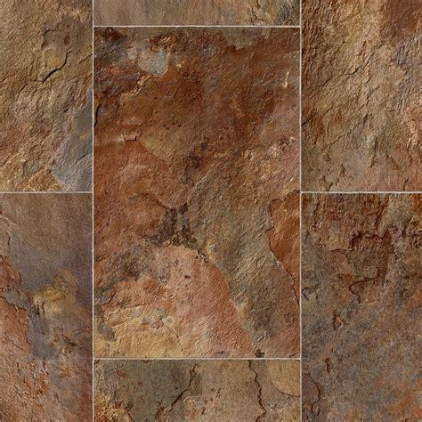 trafficmaster rustic rectangular slate clay 12 ft wide x