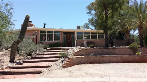 adobe style home plans indian ridge mid century modern meets the sonoran desert