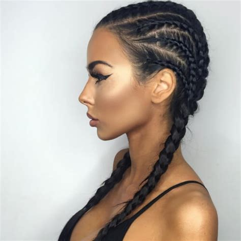 ghana braids 50 ways to wear this flattering protective