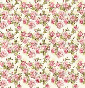 Pink Rose Pattern Wallpapers | ... pattern, flower vector ...