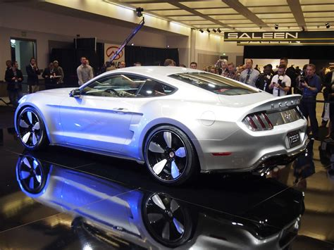 Fisker Rocket by Galpin Auto Sports is a 725 HP Ford Mustang [Live Photos] - autoevolution