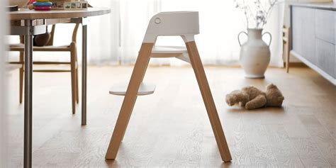 ergonomic stokke 174 steps chair for babies and children