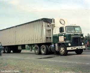 Old Bullnose Cabover Semi Trucks For Sale Autos Weblog