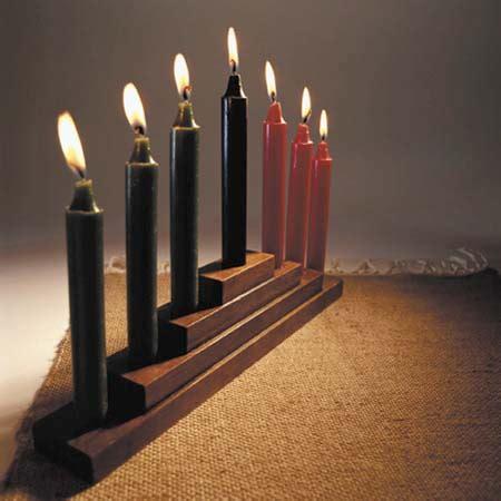 kwanzaa candle holder candle holder kwanzaa symbols