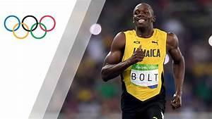 Usain Bolt  My Rio Highlights