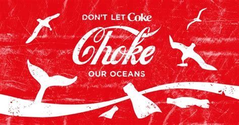 5 Reasons Why We're Outside Coca-Cola's HQ | Greenpeace UK