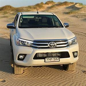 Toyota Hilux Sr5 6 Speed Manual Review
