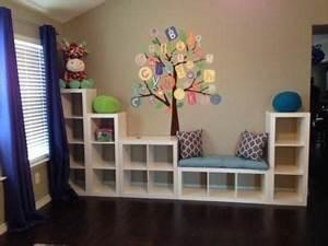 Ikea Kallax Kinderzimmer : die selbermachideen sind endlos zu der verwendung eines ikea kallax 9 kinderzimmerideen ~ Orissabook.com Haus und Dekorationen