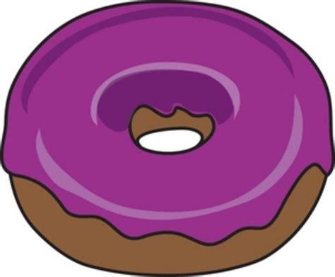 Cartoon Donut Clip Art Free