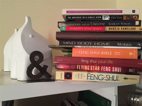 Most Highly Suggested Books On Feng Shui