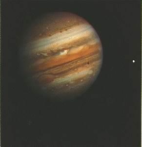 Voyager - Images Voyager took of Jupiter