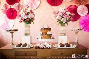 Kara's Party Ideas » Elegant 30th Birthday Party via Kara