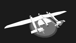 SimplePlanes | Virgin Galactic Spaceship 2