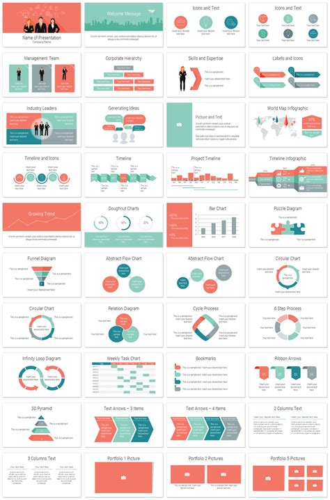 teamwork powerpoint template presentationdeckcom