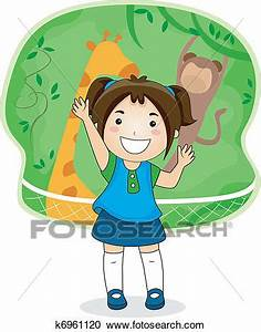 Clipart of Storytelling k6961120 - Search Clip Art ...