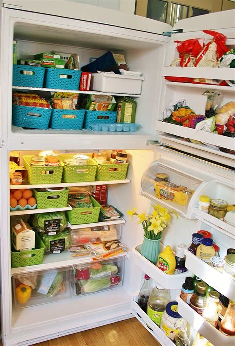 10 Easy Ways To Organize Your Refrigerator Virtue Digest