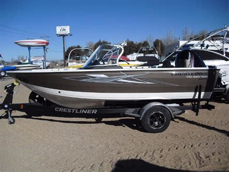 Crestliner Boats In Ohio by Crestliner New And Used Boats For Sale In Oh