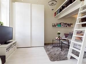 Coole Jugendzimmer Mit Hochbett : hochbetten f r erwachsene gute idee f r kleine wohnung ~ Bigdaddyawards.com Haus und Dekorationen